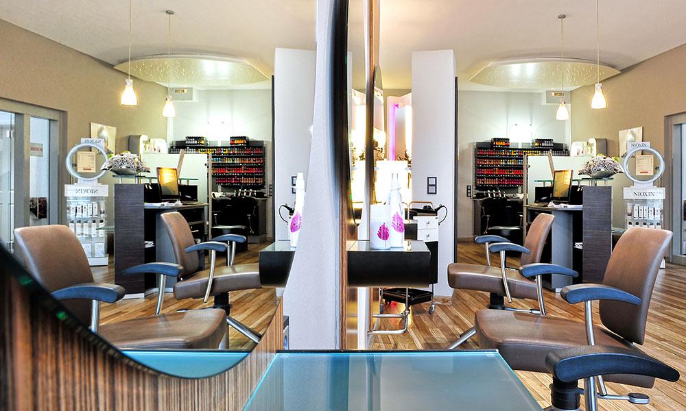 Friseur Bad Salzungen - AT Friseure im Relaxpunkt am Burgsee