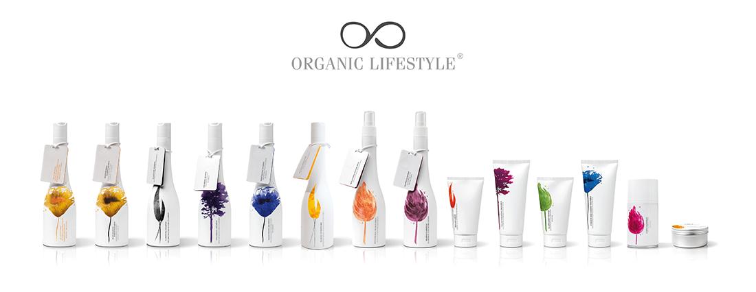 Wir verwenden hochwertige Organic Lifestyle Produkte